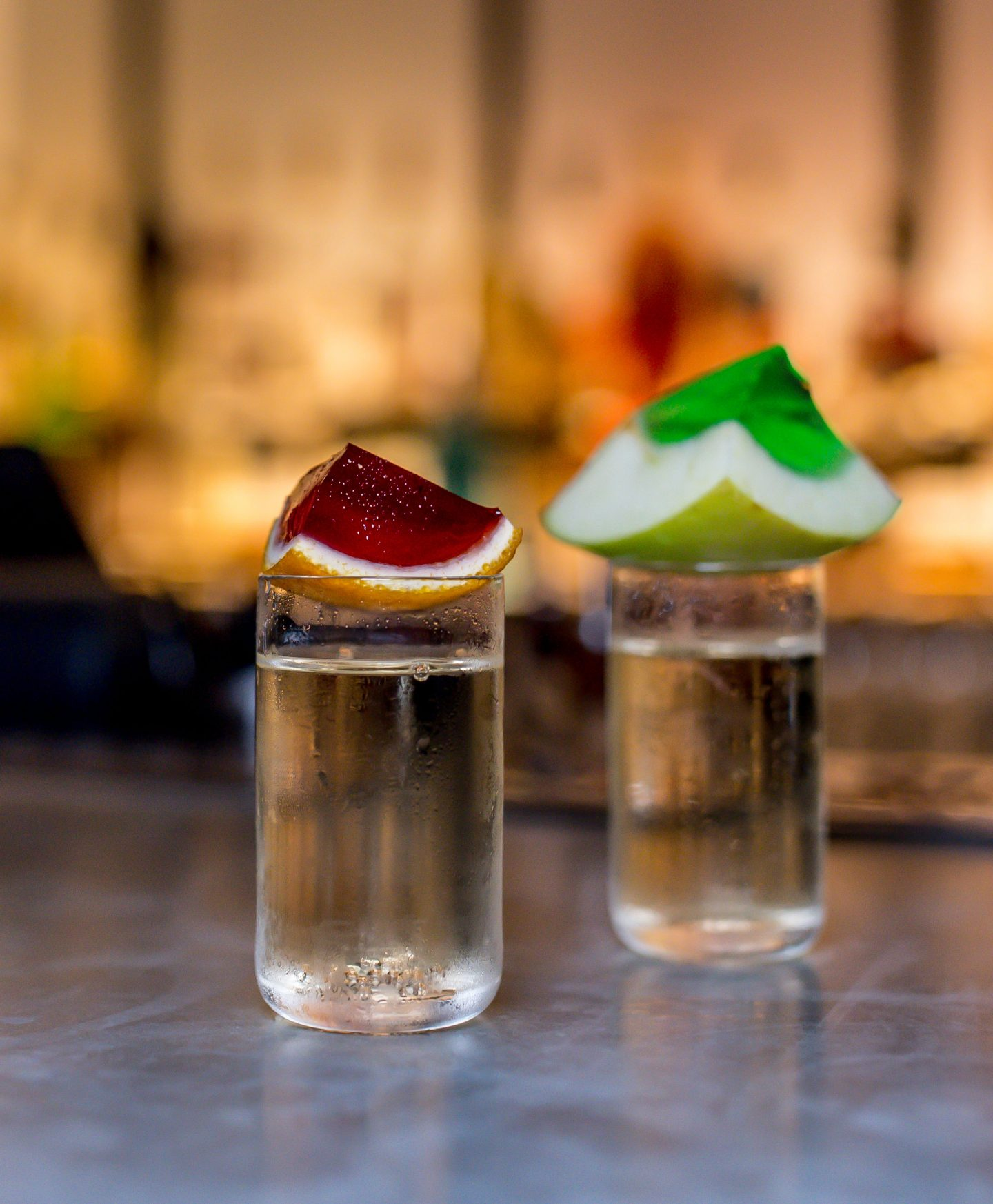 silver lyan jello shots